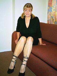 Blonde Hausfrau sucht wilden Mann