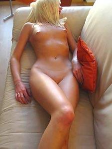 WU-Hot Blondine