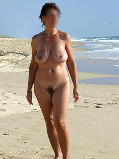 Badefee ist am liebsten nackt